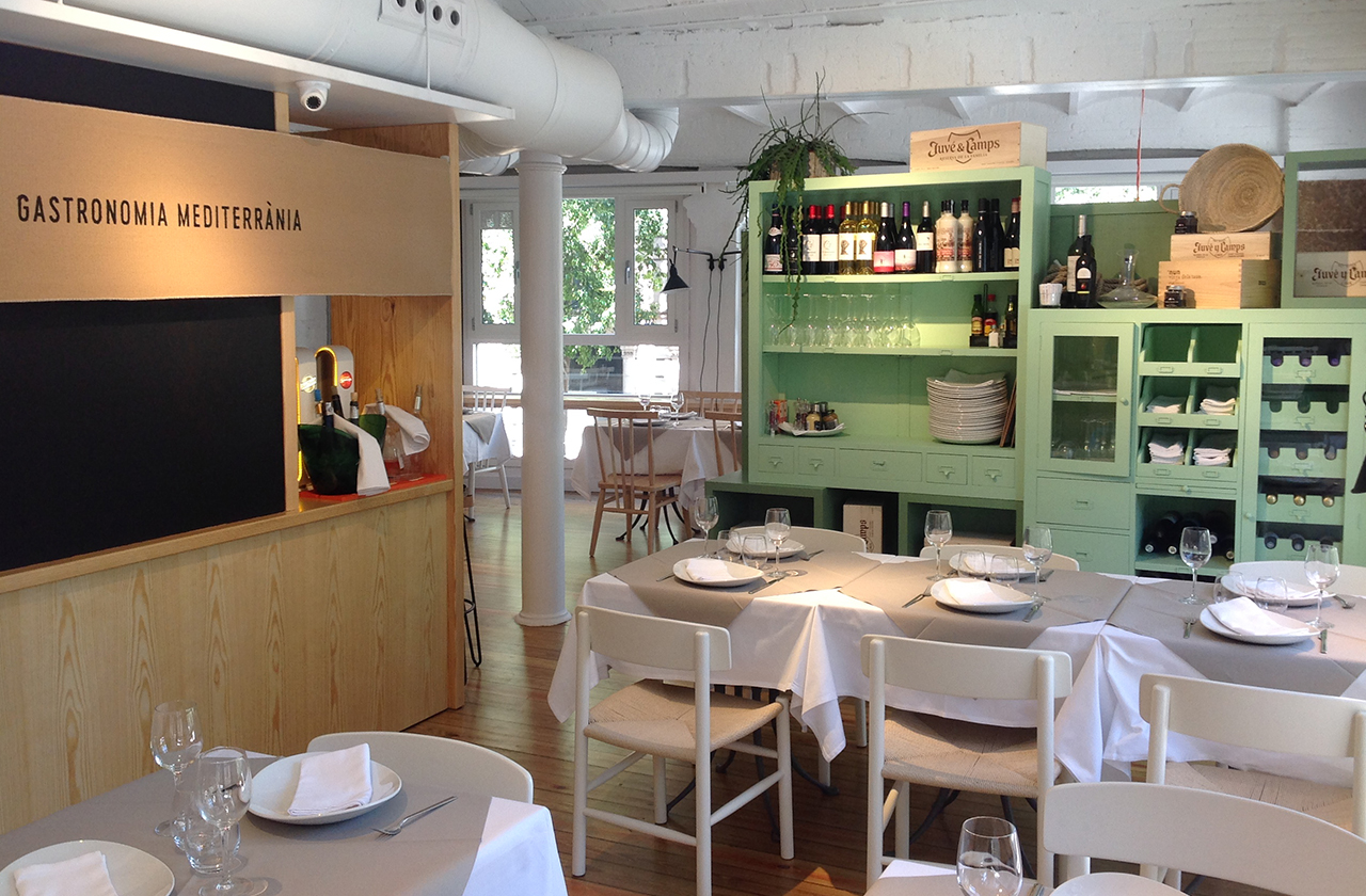 Restaurante en Barcelona La Cuina de Laietana